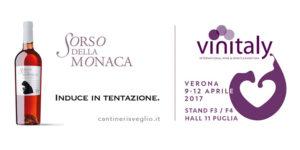 """Cantine Risveglio al """"Vinitaly """" Fiera di Verona dal 9 al 12 aprile 2017"""