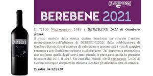 """AMBITO RICONOSCIMENTO PER IL """"72100"""" DELLE CANTINE RISVEGLIO"""